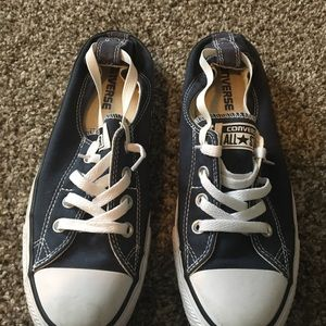 Never used converse